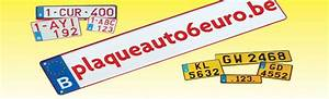 Plaque Immatriculation Personnalisée Prénom : plaques immatriculation belges et luxembourgeoises partir de 6 ~ Medecine-chirurgie-esthetiques.com Avis de Voitures