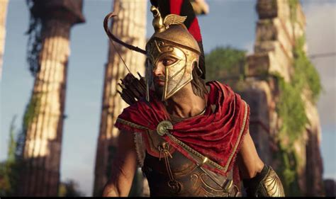 Assassin's Creed Odyssey Release Date, Gameplay Trailer