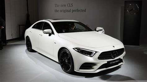 2019 Mercedesbenz Cls450 Introduces Mildhybrid Powertrain