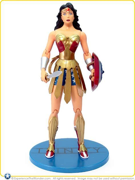 DC Direct Trinity: Series 1 Action Figure ? Wonder Woman