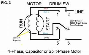 3 Phase Drum Switch Wiring Diagrams Dayton