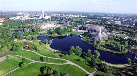 Englischer Garten Drohne by Olympiapark M 252 Nchen Flying Cameras