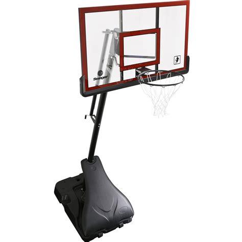 photo panier de basket panier de basket deluxe sur pied r 233 glable swager la paniers de basketball basketball