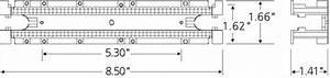 Leviton 110 Gigamax Cat 5e Wiring Wall Mount  U0026 Rack Mount