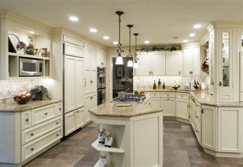 kitchens with cabinets and floors kitchen cabinets with countertops and grey