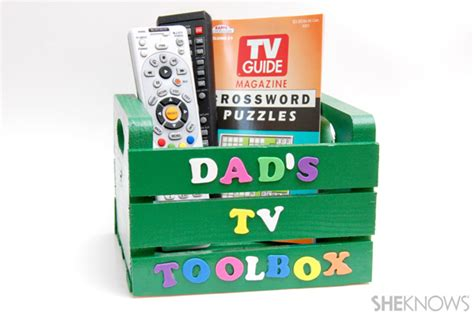 5 Homemade Gift Ideas For Dad