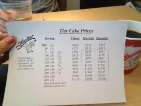 tier wedding cakes prices idea   bella wedding