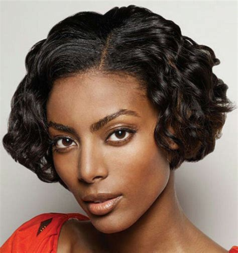 pictures of black hair weave styles try this hairstyles on your relaxed hair