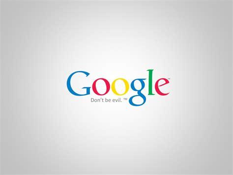 le slogan dont  evil de google devient
