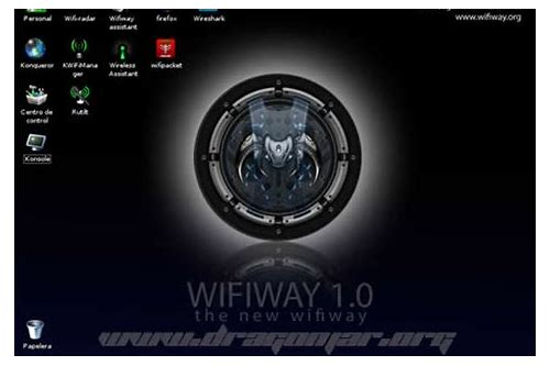 WIFIWAY ISO TÉLÉCHARGER