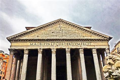 Ingresso Pantheon by Perch 233 Il Pantheon A Roma Val Bene I 2 Per L Ingresso