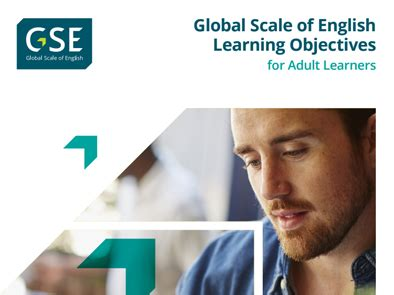 The Global Scale Of English Resources  Pearson English