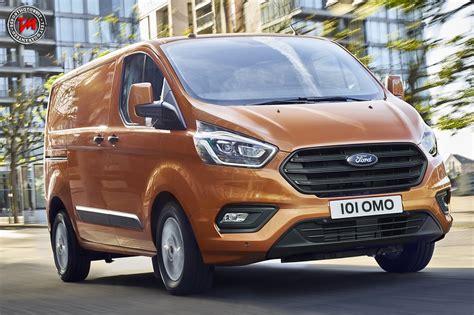 Ford Interni Ford Transit Custom Design Audace E Nuovi Interni