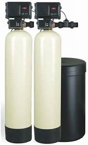 Fleck 2900nxt Duplex Water Softener
