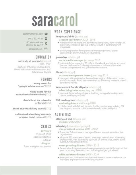 Plain Resume Template by 8 Best Best Consultant Resume Templates Sles Images