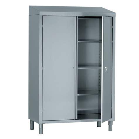 porte coulissante separation cuisine tournus equipement armoire haute en inox