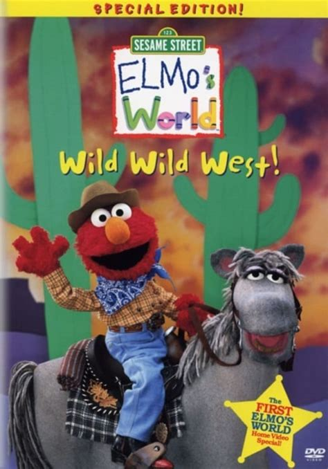 sesame street elmos world wild wild west