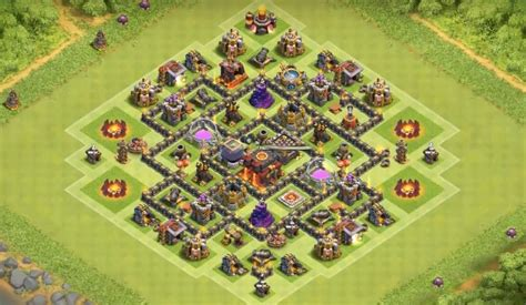 new farming layout collection with the gallery for gt th7 farming base layout new