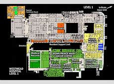 Maps and Floorplans WSLHD