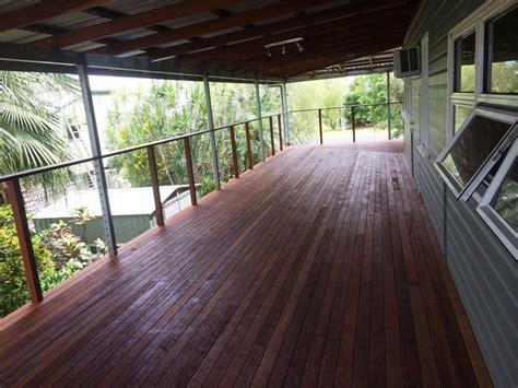 decks outdoors