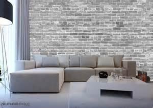 Papier Peint Mur De Brique Blanc Leroy Merlin by Pas Juste Un Autre Mur De Brique Noir Et Blanc Buy