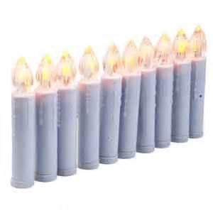 Lampe Sans Fil Deco : 10 led bougie a clip noel sapin lampe fete lumiere neuf decoration deco infra rouge sans fil ~ Teatrodelosmanantiales.com Idées de Décoration