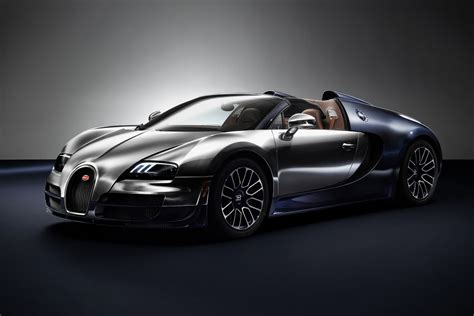 Bugatti Veyron Replacement To Be Lighter, Have 1,500 Ps