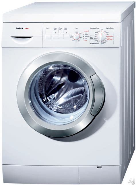 ventless washer dryer bosch wfl2090uc 24 quot front load washer with 2 1 cu ft