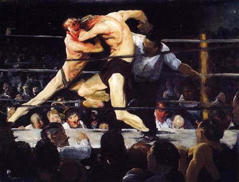george bellows limited palette life  art