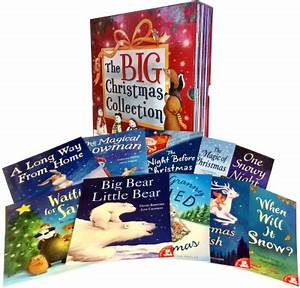 The Big Christmas Collection 10 Books Box Gift Set ...