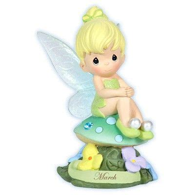 March Fairy As Tinker Bell | Disney precious moments ...