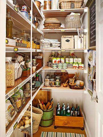 organize  kitchen pantry pantry closet  walk