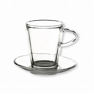 Tasse En Verre : tasse caf en verre 22cl bruno evrard ~ Teatrodelosmanantiales.com Idées de Décoration