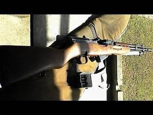 Simonov SKS Carbine Rifle - 7.62mm Semi Auto Shooting ...