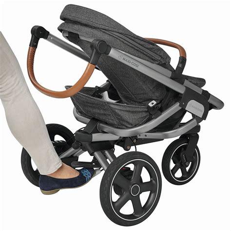 tente 3 chambre poussette 3 roues de bébé confort maxi cosi 15