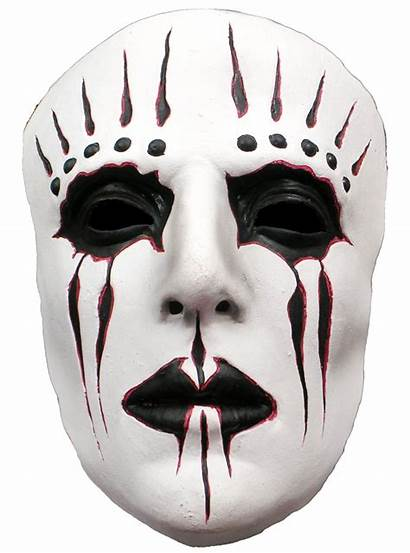 Mask Carnival Transparent Slipknot Clipart Anonymous Drummer