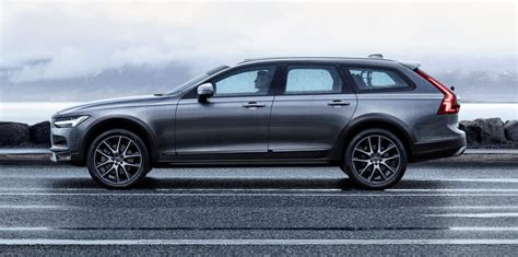 2019 Volvo V90 Cross Country Specs  Efficient Family Car