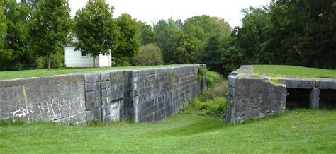canile chambre traces of the erie canal lock no 59 newark
