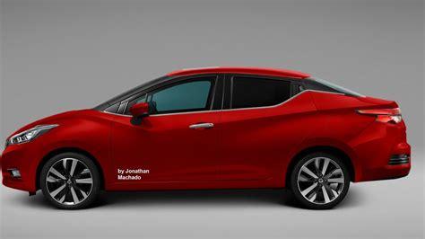 Nissan Versa 2020 Price by 2020 Nissan Versa Redesign 2019 2020 Nissan