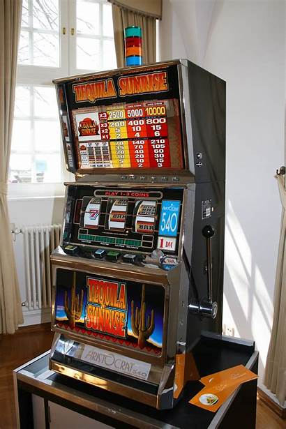 Slot Machine Machines Bandit Casino Sunrise Tequila