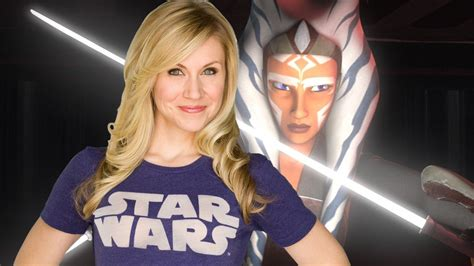 report audiobook for upcoming ahsoka novel to be read by