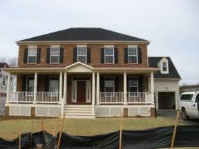 Front Porches On Colonial Homes Colonial Homes With Front Porches Colonial Homes Colonial Front Porch Mexzhouse