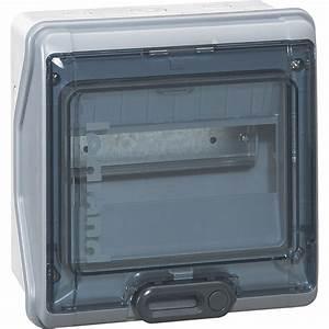 Coffret Electrique Leroy Merlin : tableau lectrique tanche nu legrand 1 rang e 8 modules ~ Dailycaller-alerts.com Idées de Décoration