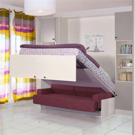 canapé lit escamotable armoire lit avec canape 28 images beautiful armoire