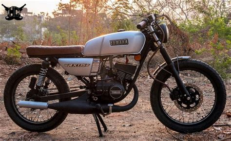 Motor Modification For Use by Modified Yamaha Rx 135 Tarak By Hindustan Customs