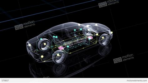 Car Electronic car electronics 2aal hd stock animation 579807
