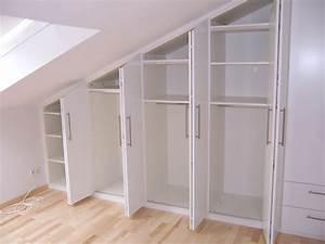 Möbel Dachschräge Ikea : begehbarer kleiderschrank luxus besser schlafen ~ Michelbontemps.com Haus und Dekorationen