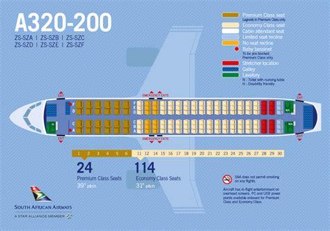 plan des sieges airbus a320 seatmap4
