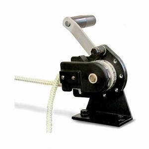 Greenfield Products Skywinch  Manual Trailer Winch