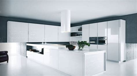 beautiful modern minimalist kitchen design